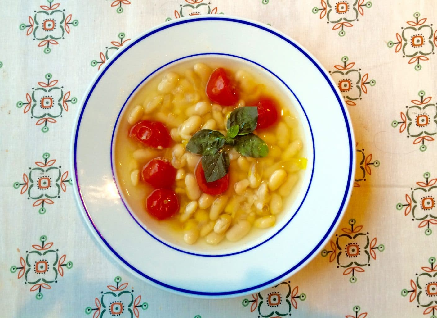 Recipe: Cannellini Summer Soup