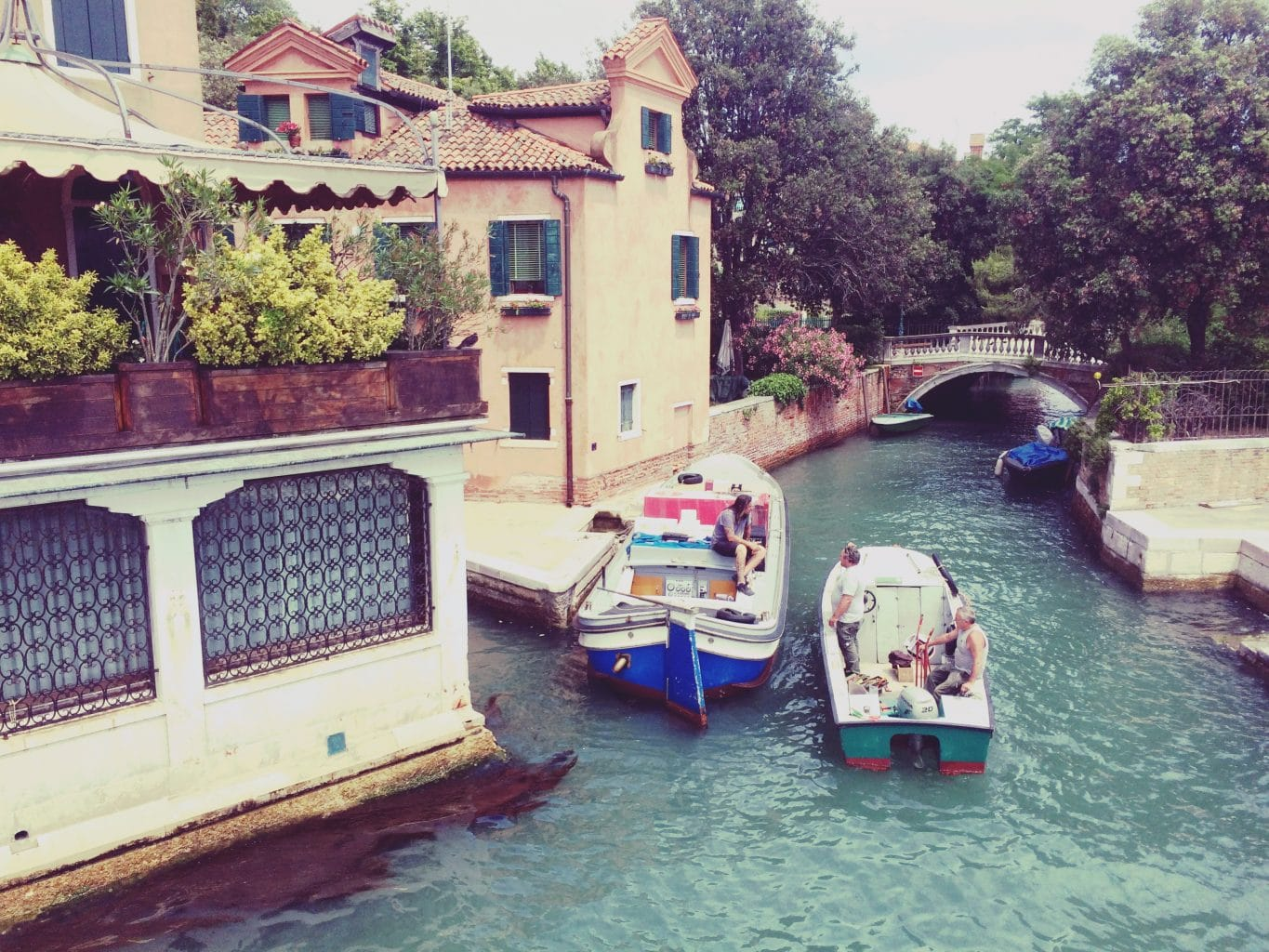Me and Venice: A Work in Progress