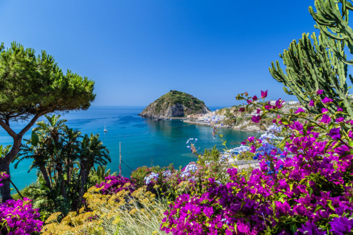 First time in Ischia, Italy? Here are 5 beaches to check out